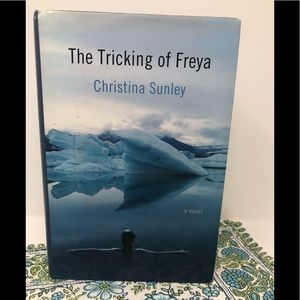 Fiction book about Iceland